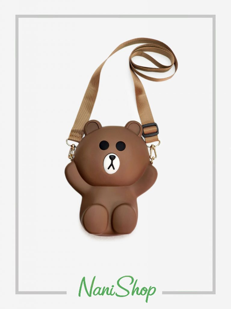 Bear bag 1